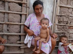 Según el Instituto Nacional de Salud en lo corrido del año van 137 niños muertos por desnutrición