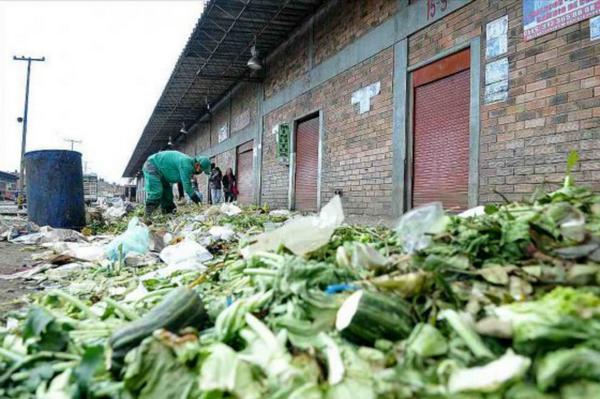 Colombia entre el hambre y el desperdicio de alimentos - comida