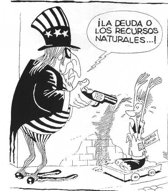 Colombia a la espera de su independencia - deuda-externa-1