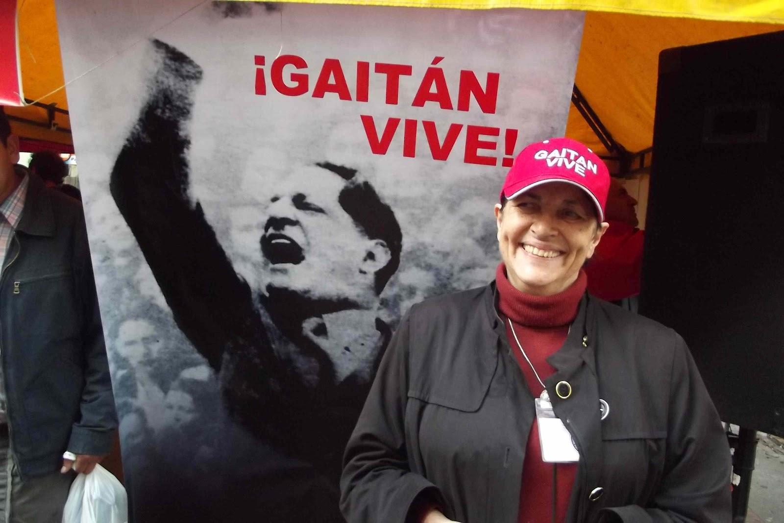 De cómo nació la guerrilla en Colombia Carta de Gloria Gaitán al estado colombiano - gloria-y-gaitan