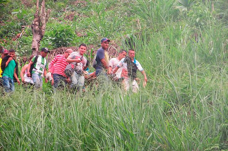 Comunicado Urgente de organizaciones veedoras del cese al fuego - enfrentamiento-el-mango-2