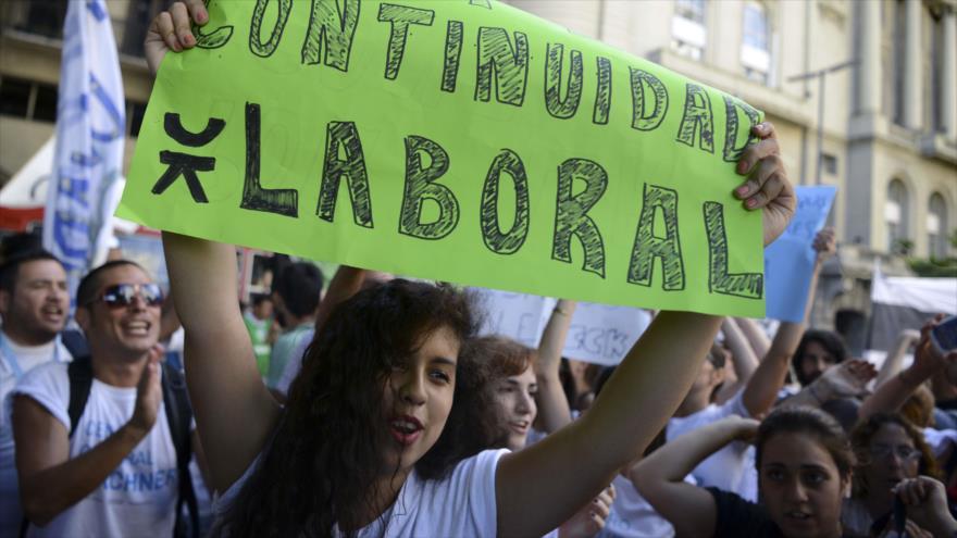 Ajuste macrista: se perdieron 60 mil empleos formales en mayo