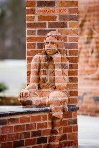 Brad Spencer y sus increíbles esculturas hechas en ladrillo