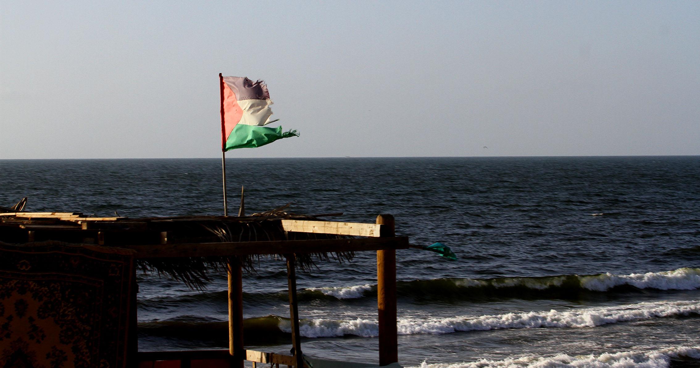 Gaza (Palestina), 25 de septiembre (Andes).-  Granja de Gaza. Foto: Luis Astudillo C. / Andes