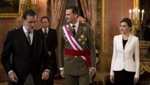 Este viernes Rajoy le presentará al rey su candidatura a la reelección