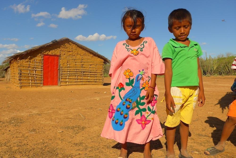 Escandalosas cifras de niños muertos por desnutrición en la Guajira - desnutricion-guajira
