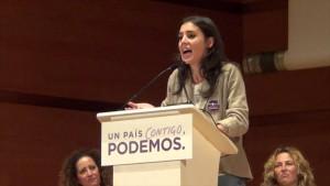 Podemos ve pocas posibilidades de  apoyar el pacto entre PSOE y Ciudadanos