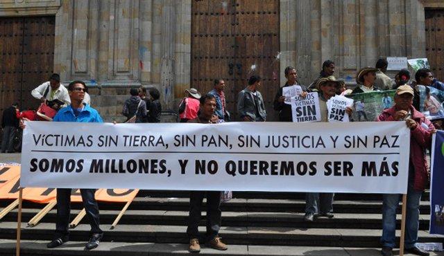 """""""La Unidad de Víctimas prefirió asumir la noción de sufrimiento y no de trauma"""", Lina Rondón Daza - victimas"""