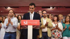 PSOE no votará investidura de Rajoy