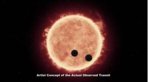 Encuentran exoplanetas similares a la Tierra