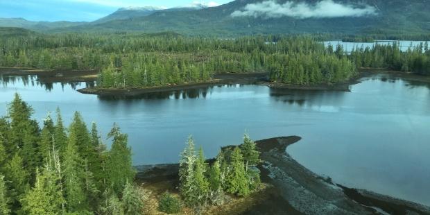 Los habitantes de una isla de Alaska se quieren ir por el cambio climático. EFE/C. Arévalo
