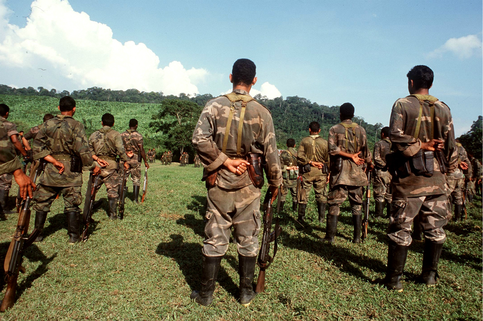 Neoparamilitares asesinan dos personas en casco urbano de San José del Palmar, Chocó - paramilitares