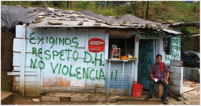 81 acciones violentas contra líderes y lideresas sociales desde el cese al fuego - derechos-humanos