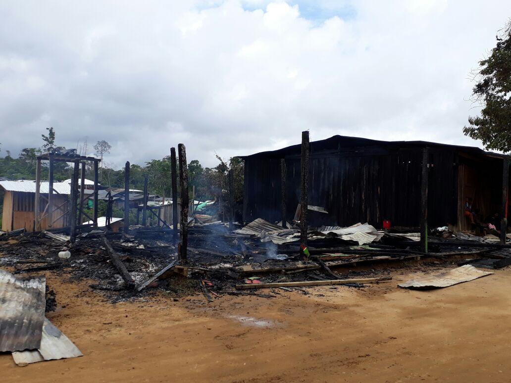 Paramilitares hostigan a campesinos y líderes cerca de la Zona Veredal de Carrizal - Panamá-Nueve2