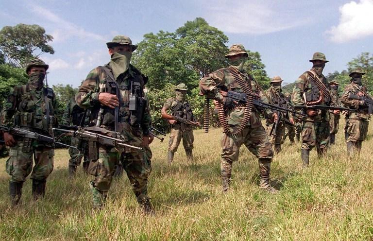 Nordeste antioqueño: Comunidad de Remedios en riesgo por acciones de paramilitares - Paramilitares-bacrim-afp