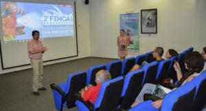 Así vivió Cali el 2do Festival Internacional de Cine Ambiental - Retrospectiva-Guillermo-investigación-Cajiao-Lenis-300x163
