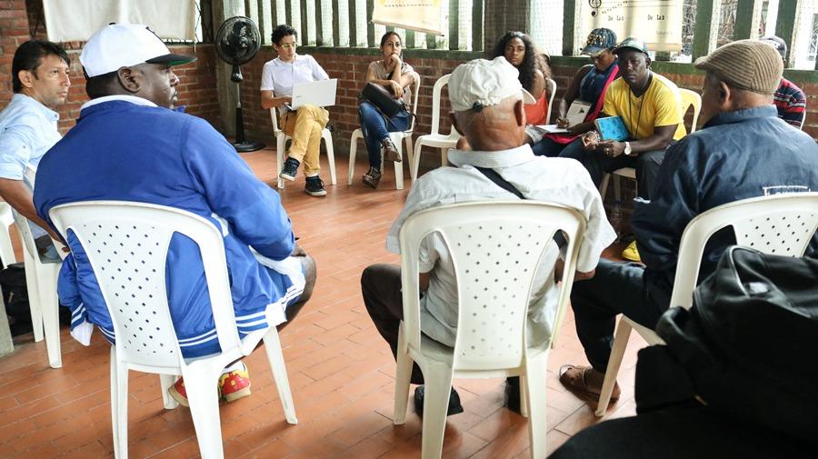 Marcha Patriótica fortalece trabajo en Buenaventura - Marcha-Patrotica-Paro-Civico-Buenaventura