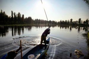Pescadores luchan por salvar la zona lacustre de Xochimilco, en Ciudad de México - 93faf403c9d22b2044cb51a4c19934865f76e9bc-300x200