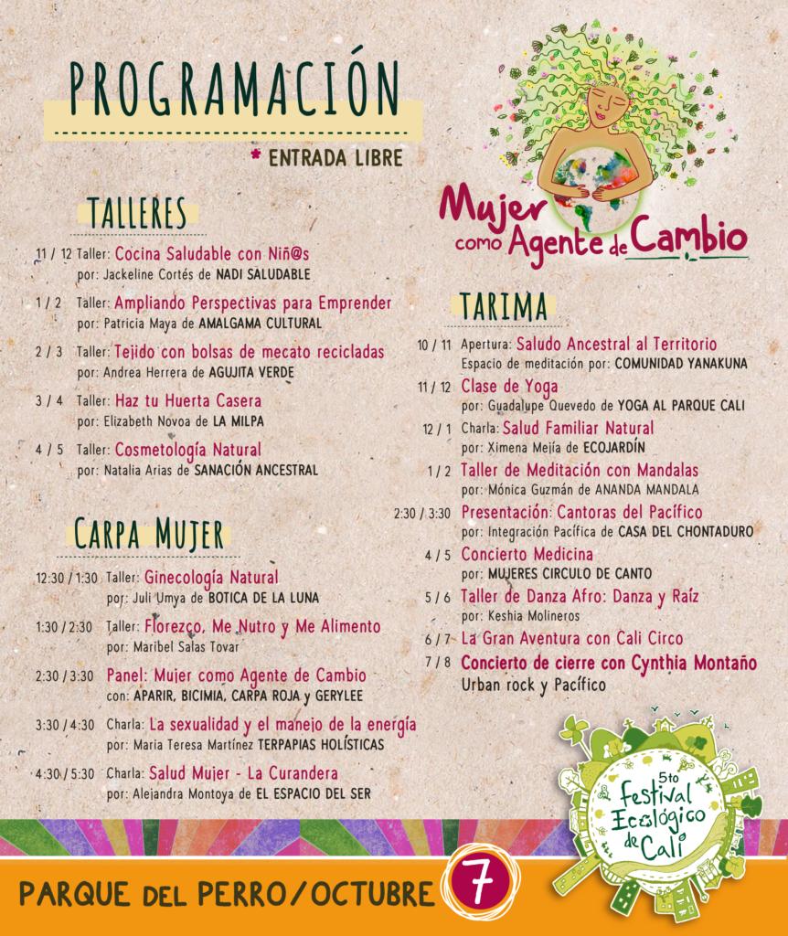 V Festival Ecológico de Cali - Programacion-5to-Festival-Ecológico-de-Cali-862x1024