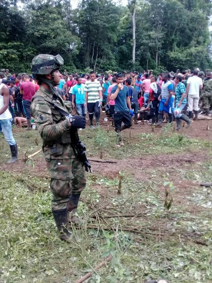 Denuncia: Violenta incursión de la fuerza pública en Tumaco deja cuatro muertos - 22222003_279564312538514_5369193002302767326_n