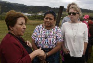Mujeres Nobel de la Paz demandan cese minero en Guatemala - 6ed387cbdb07ef9583dfb134b13d762e21048b85-300x204