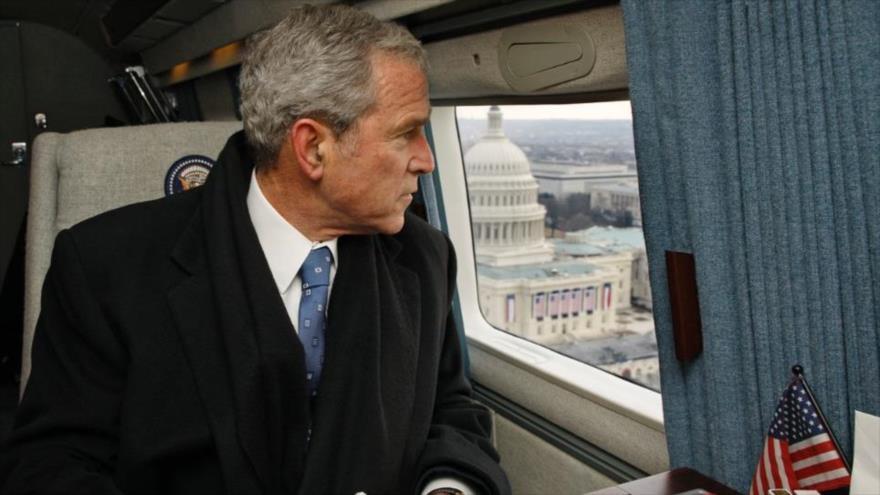 George HW Bush acusado de acoso sexual por una actriz