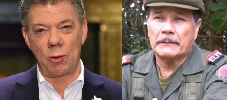 Llamado a que se prolongue el cese bilateral al fuego entre ELN y Gobierno - eln-y-gobierno